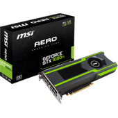 MSI GeForce GTX 1080Ti Aero 11G OC