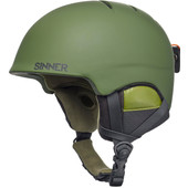 Sinner Lost Trail Matte Moss Green (53 - 54 cm)