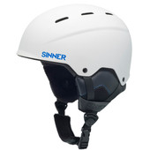 Sinner Typhoon Matte White (55 - 56 cm)