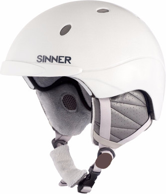 Sinner Titan Matte White (57 - 58 cm)