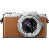 Panasonic Lumix DMC-GF7 + 12-32mm bruin