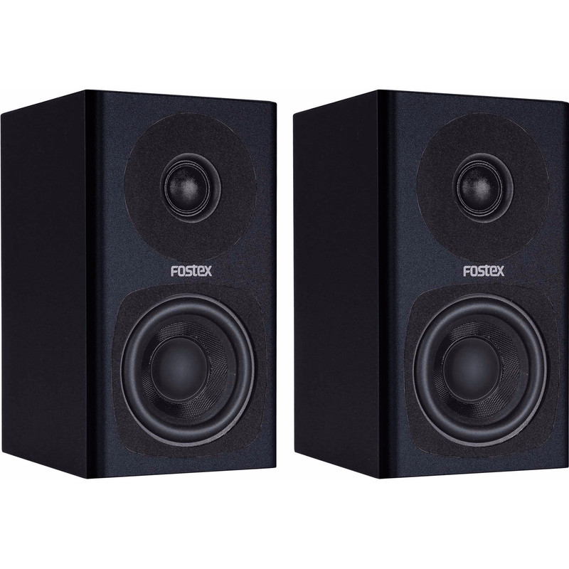 Fostex PM0.3d Zwart (set van 2)