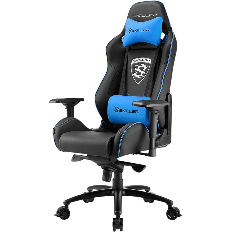 Skiller SGS3 Gaming Seat Bk-bu