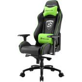 Sharkoon Skiller SGS3 Gaming Chair Zwart/Groen