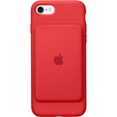 Apple iPhone 7/8 Smart Battery Case Rood