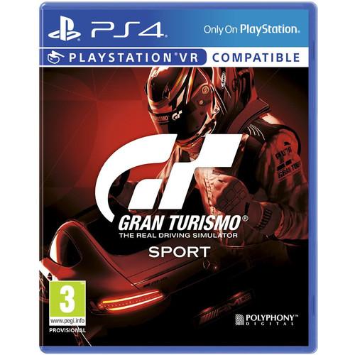 Gran Turismo Sport Standard Edition PS4