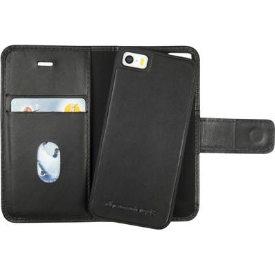 DBramante1928 Lynge Apple iPhone 5/5S/SE Book Case Zwart