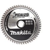 Makita Zaagblad HM 165x20x2.4mm 56T B-09307