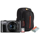 Starterskit - Canon Powershot SX720 Zwart