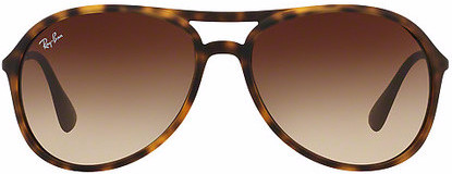 Ray-Ban Alex RB4201 Rubber Havana / Brown