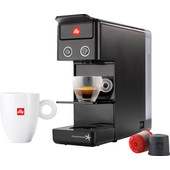 Illy Y3 Espresso & Coffee Zwart