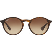 Ray-Ban RB4243 Rubber Havana / Brown Gradient