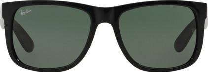 Ray-Ban Justin RB4165 Black / Green Lens