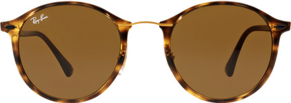 Ray-Ban Round RB4242 Havana / Brown