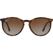 Ray-Ban RB4274 Rubber Havana / Polarized Gradient Brown Lens