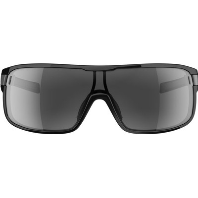 Adidas Zonyk Small Shiny Black / Grey Lens
