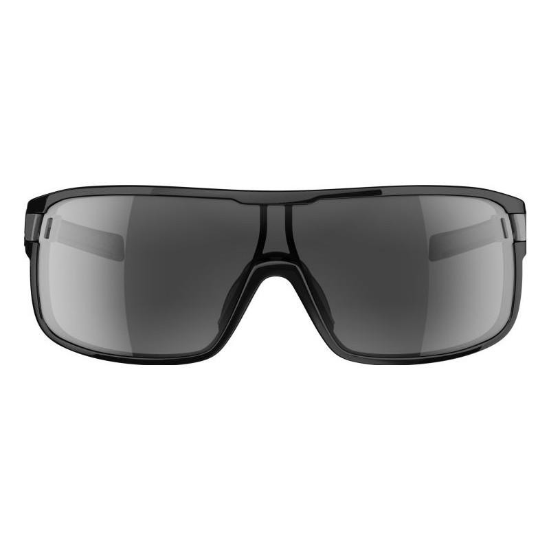 Adidas Zonyk Small Shiny Black-Grey Lens