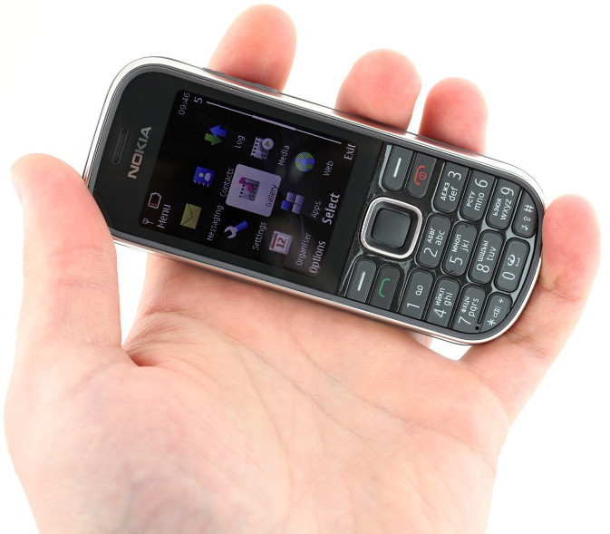 Nokia 3720c Grey