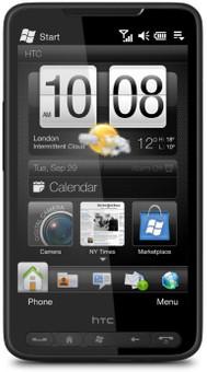 HTC HD2 NL
