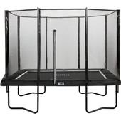Salta Premium Black Edition met Veiligheidsnet 153 x 213 cm