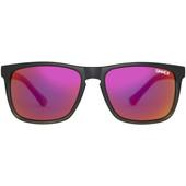Sinner Oak Matte Black Grey CX/ Sintec Smoke Red Mirror Polarized
