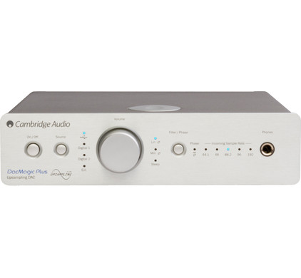 Cambridge Audio DacMagic+ Zilver
