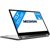 Medion Akoya E3213T 128GB Zilver