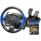 Thrustmaster T150 RS + F1 2017 PS4