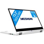 Medion Akoya E3213T 128GB Wit