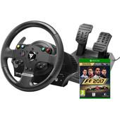 Thrustmaster TMX Force Feedback + F1 2017 Xbox One