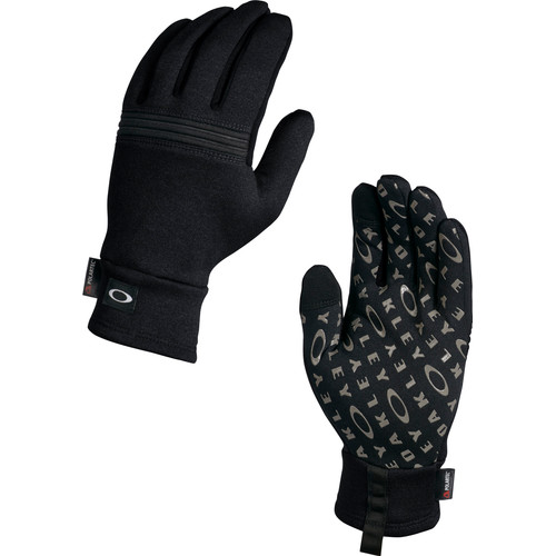 Oakley Diamondback Fleece Glove L Jet Black