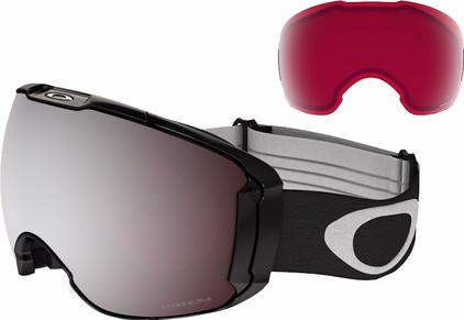 Oakley Airbrake XL Black + Prizm Black & Prizm Rose Lenzen