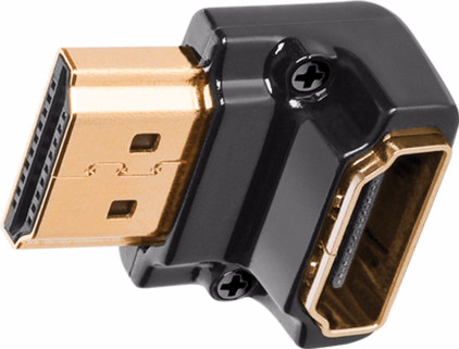 AudioQuest HDMI koppelstuk 90 /N
