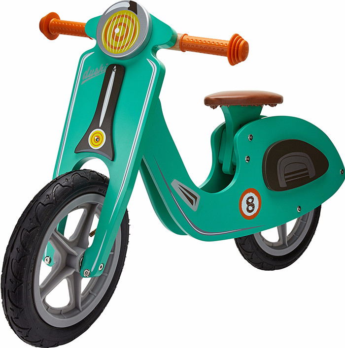 - Dushi Scooter Hout
