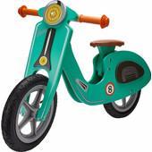 Dushi Scooter Hout Groen