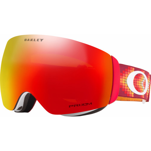 Oakley Flight Deck XM Digi Snake Red + Prizm Torch