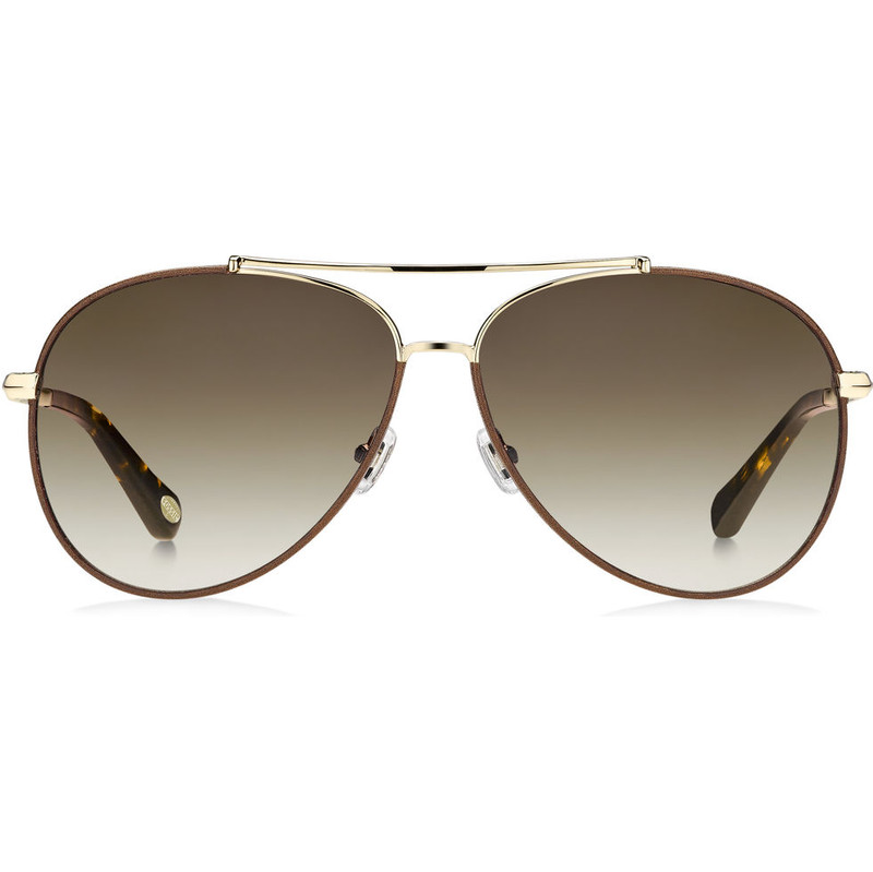 Fossil 2000-L-S Brown Gold- Brown Gradient