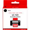 LC-123 Cartridge Zwart (LC-123BK) - 1