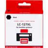 LC-127XL Cartridge Zwart (LC-127XLBK) - 1