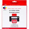 LC-127XL 4-Kleuren Pack (LC-127XLVALBP) - 1