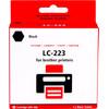 Huismerk LC-223BK Cartridge Zwart voor Brother printers