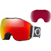 Oakley Airbrake XL Night Camo + Prizm Torch & Prizm Rose Lenzen