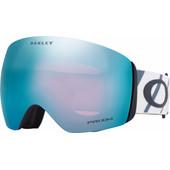Oakley Flight Deck Hazard Bar Ice Slate + Prizm Sapphire Lens