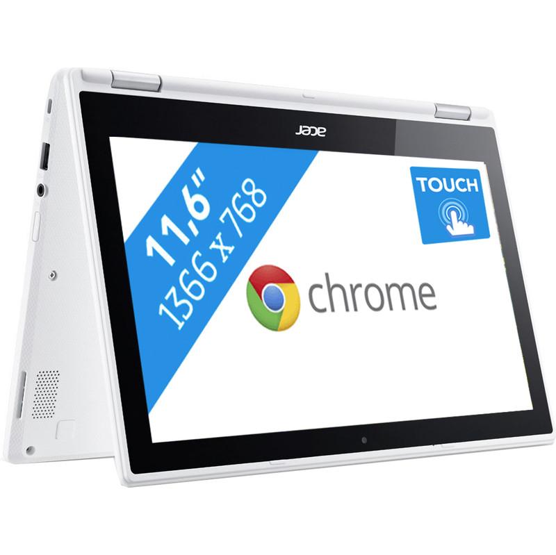 Acer CB5-132T-C6V4 11.6i Multi-touch HD LCD Intel Celeron N3060 2GB DDR3 Lo (NX.G54EH.005)