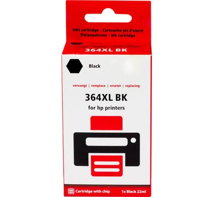 Huismerk 364 Cartridge Zwart XL voor HP printers (CN684EE)