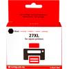Huismerk 27 XL Cartridge Zwart voor Epson printers (C13T27114010)