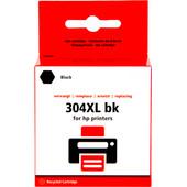 Huismerk 304XL Zwart voor HP printers
