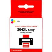 Huismerk 304XL 3-kleuren Pack voor HP printers