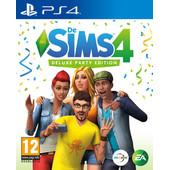 De Sims 4 Deluxe Party Edition PS4