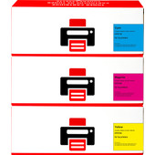 Huismerk 131A Toner 3-Kleuren voor HP printers (U0SL1AM)